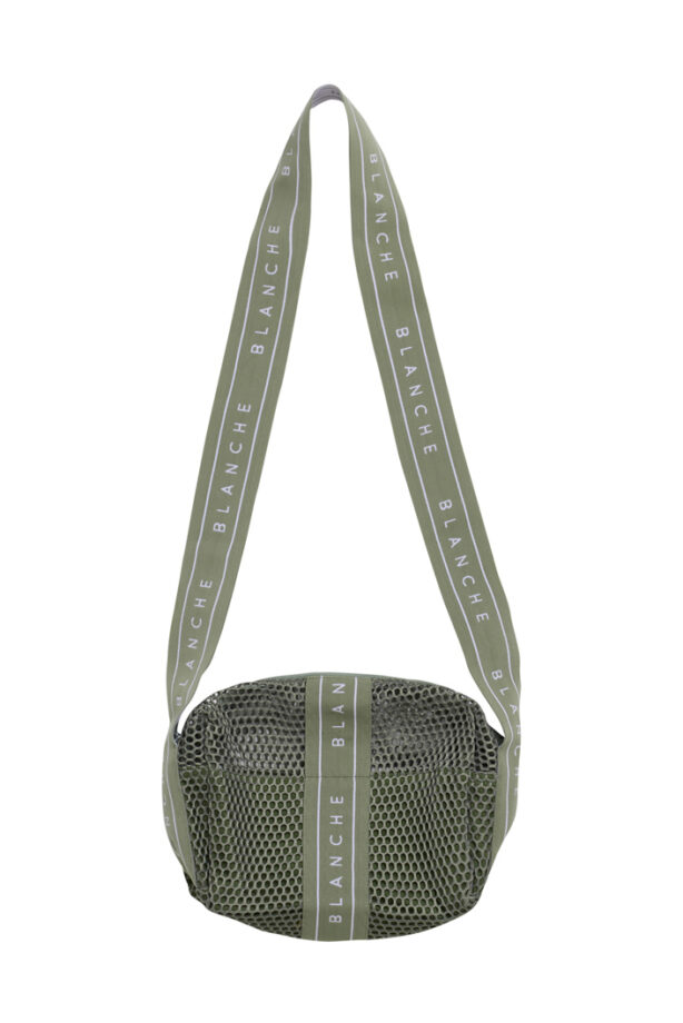 Blanche 89056 Crossover bag Gray green