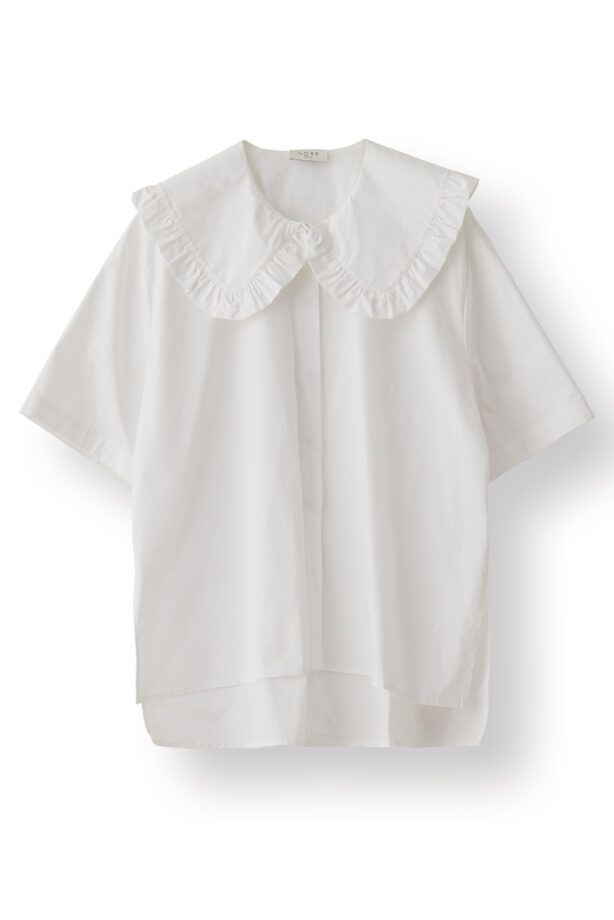 Norr 11862009 Greta shirt White