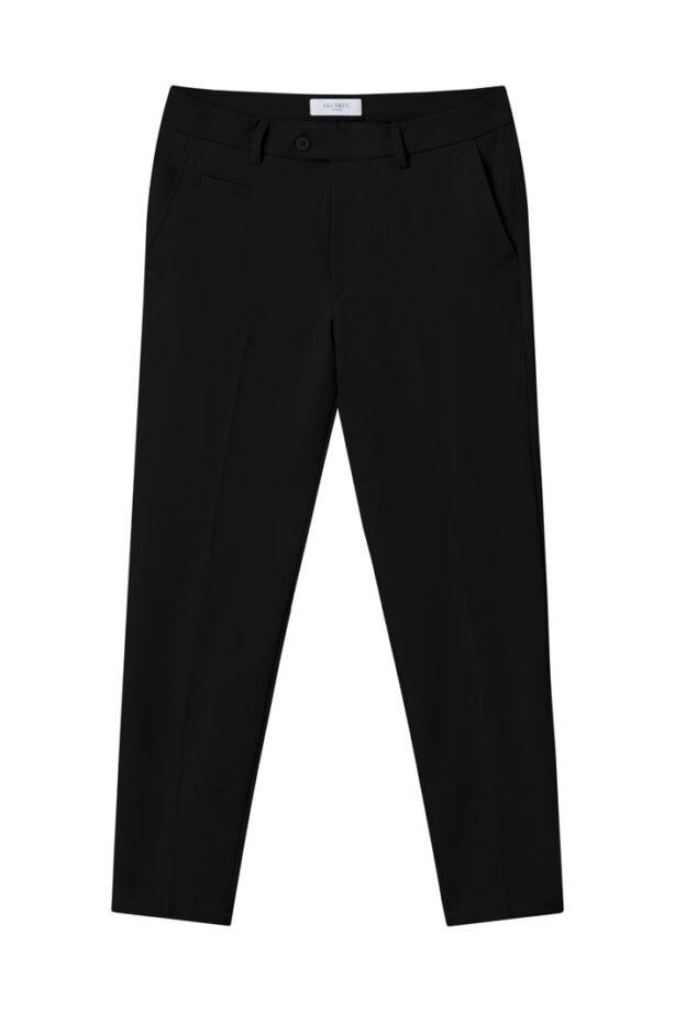 Como-kostymbyxa i en mer traditionell passform från Les Duex. Denna byxa har en mer vanlig passform än standardmodellen. Det gör att den är lite mer elegant.