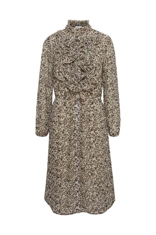 Saint Tropez 30510378 Lilly dress Pelican Midi Anim